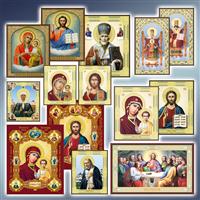Ікони поліграфічні
