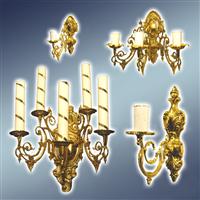 Бра, бра храмове, бра храмові, бра церковне, бра церковні, бра на 1 свічу, бра на 2 свічі, бра на 3 свічі