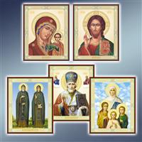 Ікони поліграфічні 147 х 180 мм
