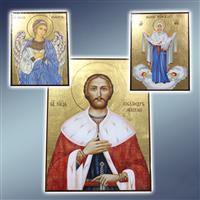 Ікони грецькі Byzantiumaxion